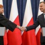ABD, Polonya'ya vizeyi kaldırdı