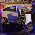 Süper Lig'de oynayan futbolcu kaza yaptı!