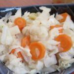 Ev yapımı lahana turşusu tarifi