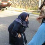 Kaza sonrası kızını görünce gözyaşlarına boğuldu