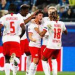Leipzig deplasmanda Zenit'i devirdi!