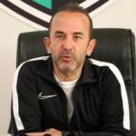 Mehmet Özdilek: Beşiktaş'ı yenmek istiyoruz