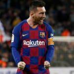 Messi şov yaptı Barça liderliği bırakmadı!