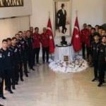 Milli futbolcular vefatının 81. yıl dönümünde Atatürk'ü andı