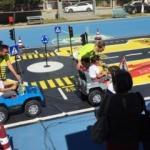 Mobil Trafik Eğitim Tırı'na, bir yenisi daha eklendi