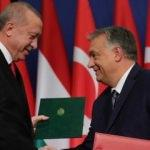 Türkiye ve Macaristan arasında 10 anlaşma imzalandı