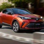 Türkiye'de üretilen Toyota C-HR yenilendi