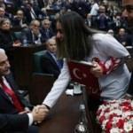 Sude Yaren Uzunçavdar, Erdoğan ile bir araya geldi