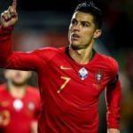 Ronaldo şov yaptı Portekiz farklı kazandı!