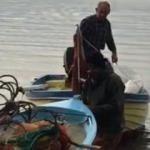 Teknesiyle gölde kaybolan doktor bulundu