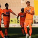Alanyaspor hazırlık maçında Adana Demirspor'u yendi