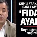CHP'li Yarkadaş canlı yayında neye uğradığını şaşırdı