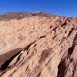 Dünya'daki Mars: Sivas Eğribucak kayalıkları