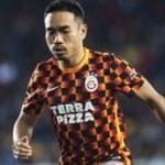 Galatasaray'da Nagatomo şanssızlığı