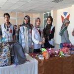 Genç iyilik gönüllüleri Şanlıurfa'da