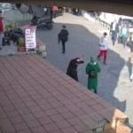Son dakika: Başörtülülere saldıran provokatör yakalandı