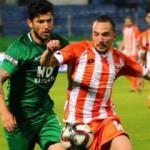 Adanaspor 80'de yakalandı! Hasret 10 maça çıktı