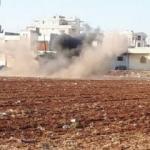 Azez'e havan ve roketli saldırı: 1 ölü, 14 yaralı