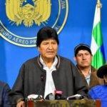 Ordunun baskısıyla istifa etmişti... Bolivya'da 'Morales' kararı