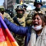 Bolivya'da ölü sayısı 25'e yükseldi