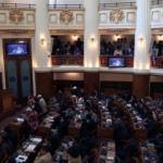 Bolivya'da seçimler için Senatörler Meclisinden onay çıktı