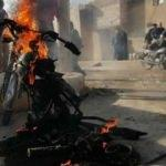 Cerablus'ta 2 bombalı saldırı: 1 ölü, 20 yaralı
