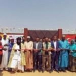"""Genç İHH'nın """"Nijer'e 3 eser"""" projesi hayata geçti"""
