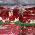 Kırmızı etin kilosu 45.53 liradan satıldı