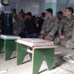 Terörden temizlenen Tel Abyad'da cuma namazı kılındı