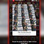 TIME dergisinden PKK/YPG skandalı! Aday gösterdiler