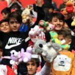 Samsunspor maçında kimsesiz çocuklara sürpriz!