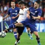 Valencia-Chelsea maçı nefes kesti! 4 gol...