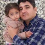 Baba ve kızına sokak ortasında korkunç saldırı