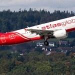 Atlas Global'ın uçuşları yeniden başlıyor