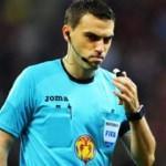 Başakşehir - Roma maçının hakemi açıklandı