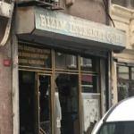 Beyoğlu'nda internet kafeyi taradılar!