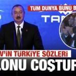 ''Gardaşım Türkiye'' sözleri büyük alkış aldı!