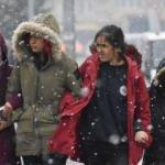Kars'ta soğuk hava yerini yoğun kara bıraktı