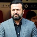 Kayserispor'dan Bülent Uygun'a teşekkür mesajı