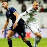 Beşiktaş'tan geri dönüş! 90+2'de gelen gol...