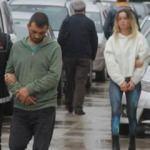 Moldovalı kadın kurye Adana'da yakalandı!