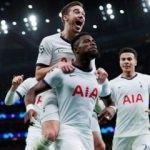 Mourinho'lu Tottenham 2-0'dan gelip kazandı!