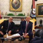 Trump Borisov ile Beyaz Saray'da görüştü