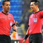 UEFA'dan Halis Özkahya ve Ali Palabıyık'a görev