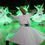 746. Vuslat Yıl Dönümü, Şeb-i Arus töreniyle açıldı