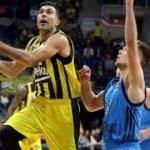 Euroleague'de haftanın MVP'si Kostas Sloukas