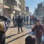 Azez'e havan ve roketli saldırı: 1 ölü, 7  yaralı