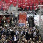 CHP kurultayları kavgayla başladı!