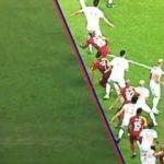 Galatasaray'ın golü VAR'da iptal edildi!