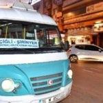 İzmir'de minibüslere yüzde 17 zam
